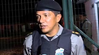 Mulher grávida e homem são baleados em oficina na cidade de Santa Rita