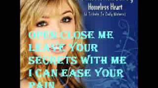 homeless heart jennette mccurdy lyrics