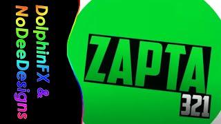 Intro Zapta 321 / 2D Chroma Key / Gift by Felix 633 / Download