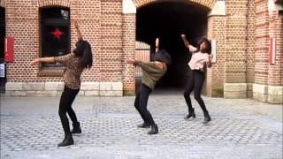 KELIS - MILKSHAKE DANCE COVER