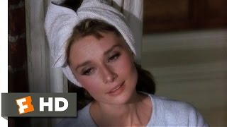 Breakfast at Tiffany's (3/9) Movie CLIP - Moon River (1961) HD