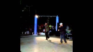 alee & leo me marchare (cover) en la plaza de piritu edo potuguesa_ venezuela