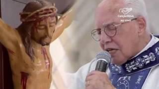 Vem, Espírito Santo | Oração do Monsenhor Jonas Abib na Santa Missa