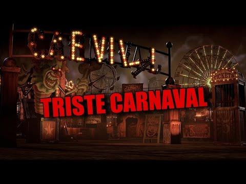 Triste Carnaval de Green A Letra y Video