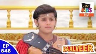 Baal Veer   बालवीर   Episode 848   Maha Vinashini Vs Paris