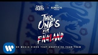 David Guetta ft. Zara Larsson - This One's For You England (UEFA EURO 2016™ Official Song)