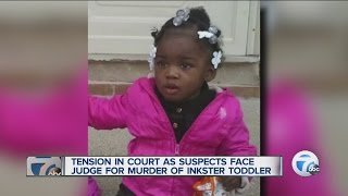 Courtroom drama in death of 2-year-old