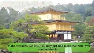 Take A Journey Into Yourself, Study In Japan