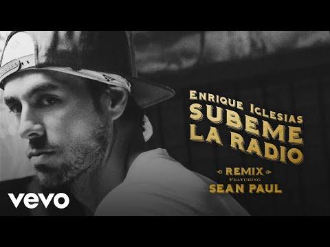 Download Lagu Enrique Iglesias - SUBEME LA RADIO REMIX (Official Lyric Video) Ft. Sean Paul