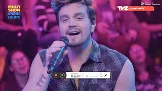 Luan Santana no TVZ especial de lançamento do VIVA (Parte 01) 23.08.2019