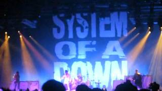 System of a Down - Revenga [Live Brisbane Soundwave 25/02/2012]