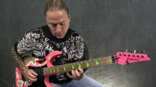 Steve Stine - Harmonic Minor Jam with Planet Tone Pickups