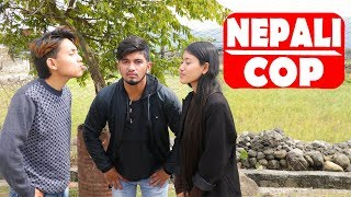 Nepali Cop |Modern Love |Nepali Comedy Short Film|SNS Entertainment