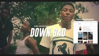 **SOLD** NBA Young Boy Type Beat - Down bad (Prod. By: @KingDrumdummie)