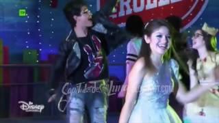 "Sou Luna 2 - Todos Cantam ""Vuelo""(Momento Musical)"