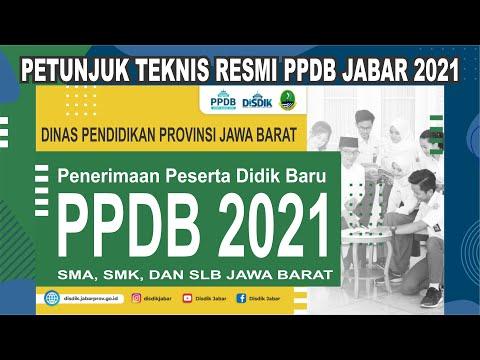 Cara Daftar PPDB Online 2021 SMA dan SMK
