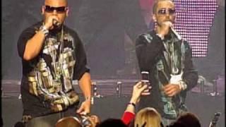 Wisin & Yandel Ft Tony Dize  Chambea (LIVE)