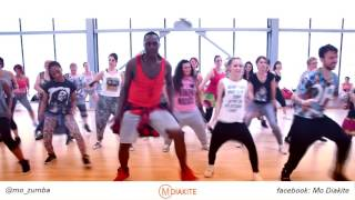 MO DIAKITE: *All that she wants* remix (Zumba® fitness choreography)