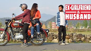 Ex-Girlfriend and Husband || Nepali Short Film || Local Production || April 2019