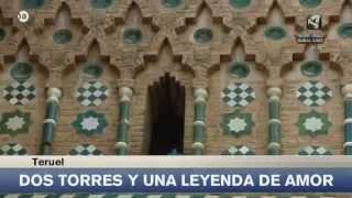 La leyenda de las dos torres de Teruel