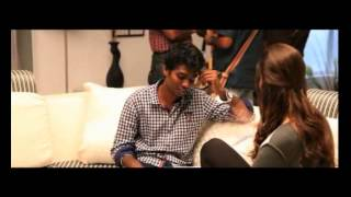 'Hey baby' song making from 'Raja Rani'