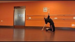Fire on Fire - Sam Smith | Contemporary | Choreo by Balaji | Spin Dance Studio