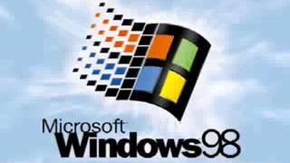 Windows 98 som de erro