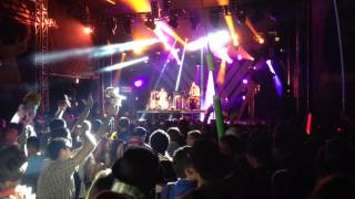 Matt and Kim - Ignition Remix (R Kelly cover) - Block After Block (Live at Counterpoint 2014)