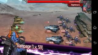 Ark Of War - lvl 20 Monster