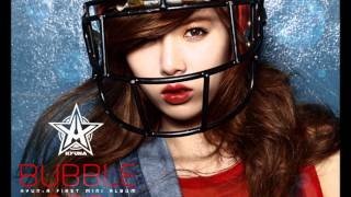 [audio HD] HyunA (4minute) - Bubble Pop!