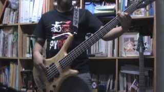 Limp Bizkit - Pollution (Bass Cover)