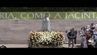 13 de maio com o Papa, no Santuario de Fatima