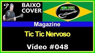 Magazine - Tic Tic Nervoso (no BAIXO com Tablatura) bass cover tab