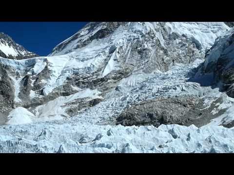 View from Everest Base Camp – Nepal