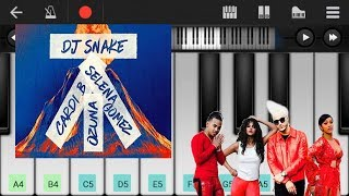 🐍Dj snake-Taki taki ||Just the Main tune ||