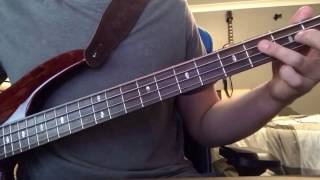 High Voltage | AC/DC | Bass Cover