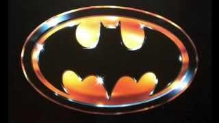 Batman (Burton, 1989) - Batman Theme (Piano Cover)