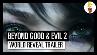 [ENG Sub] Beyond Good and Evil 2 - E3 2017 World Premiere Cinematic Trailer - Ubisoft SEA