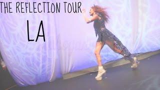 LOX Diaries - The Reflection Tour LA ♡