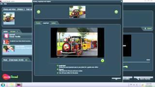Creacion de videos con Muvee Reveal [Efecto MagicSpot]