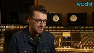 Sam Smith Reveals 'Writing's On the Wall' Theme Song