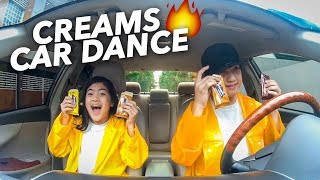 CREAMS CAR DANCE (SOUND MASH UP) | Ranz and Niana
