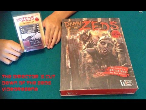 Reseña Dawn of the Zeds (2nd Edition) expansion #1: The Director's Cut