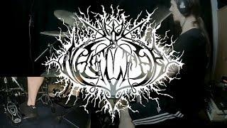 Naglfar - The Perpetual Horrors [Drum Cover]