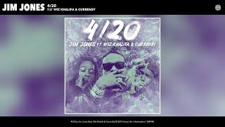 Jim Jones - 4/20 (feat. Wiz Khalifa & Curren$y)