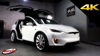 2016 Tesla Model X 90D - Ultimate In-Depth Look in 4K