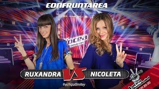 Ruxandra&Nicoleta-Crazy in love-Confruntari 1-Vocea Romaniei 2015-Ed.8-Sezon5