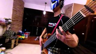 The Touch (Bass Cover) - Stan Bush