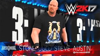 WWE 2K17 - Stone Cold Steve Austin '03 Entrance (Official)