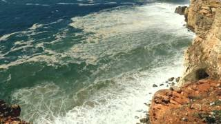 Nazare. Best Waves in the World